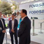 FOBESA y FOVASA, referentes de innovación tecnológica en la Feria de Cocentaina