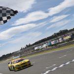 FOVASA efectua las labores de limpieza y seguridad durante las NASCAR Whelen Euro Series