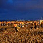 FOVASA asume la limpieza de las playas de la Malvarrosa y el Cabanyal durante la Noche de San Juan