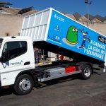 FOVASA Medio Ambiente incorpora un nuevo vehículo híbrido a su flota de Valencia
