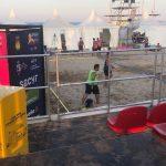 FOVASA Medio Ambiente coloca 30 papeleras de envases ligeros en la final del Arena Handball Tour 2018