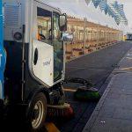 FOVASA colabora en las labores de limpieza del emblemático Maratón de Valencia