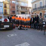 Cheste mejora su servicio municipal de limpieza viaria y recogida de residuos sólidos urbanos