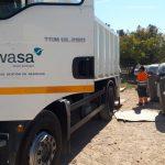 FOVASA renueva los contenedores del municipio valenciano de Moncada