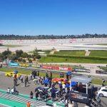 FOVASA presta sus servicios en el Valencia NASCAR Fest