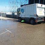 FOVASA Medio Ambiente asume la limpieza de los conciertos de verano en la Marina de Valencia