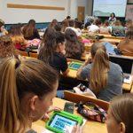 'La Vida de las Cosas', el innovador proyecto educativo y de concienciación ambiental de FOBESA y FOVASA, llega a la UJI