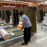 Fovasa colabora en la adecuación de los centros que albergan a personas sin hogar promovido por el Ayuntamiento de València