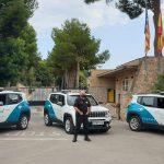 Estrenamos imagen corporativa en la flota de vehículos del equipo de seguridad de la urbanización valenciana de Alfinach