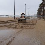 FOVASA contribuye a la vuelta a la normalidad de València tras la última gota fría