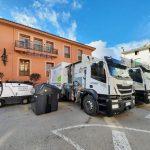 FOVASA presenta la nueva flota de vehículos de última generación para el servicio de recogida de RSU de Requena