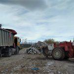 FOVASA duplica las labores de recogida de residuos en los caminos del extrarradio de la zona 3 de València