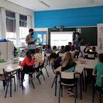 Pedreguer enseña a los más pequeños a cuidar su entorno a través de las 'Reciclases' de FOVASA